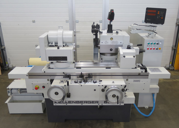 Cylindrical grinding machines (universal) KELLENBERGER 600U-175