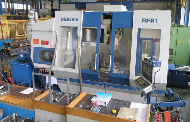 CNC universal machining centers REIDEN BFR 1
