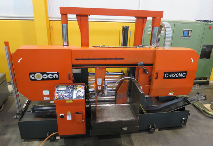 Bandsaws ( Automatic ) COSEN C-620 NC