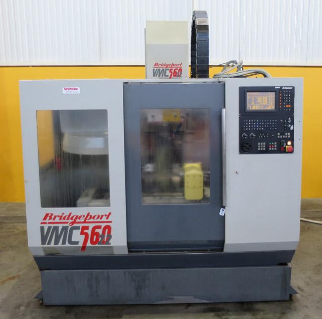 CNC VERTIKAL BEARBEITUNGSZENTREN BRIDGEPORT VMC-560