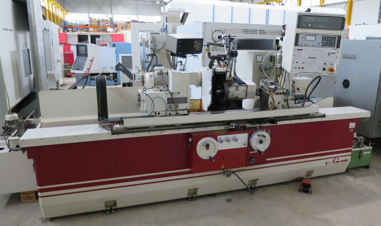 Cylindrical grinding machines (external) STUDER S40-2