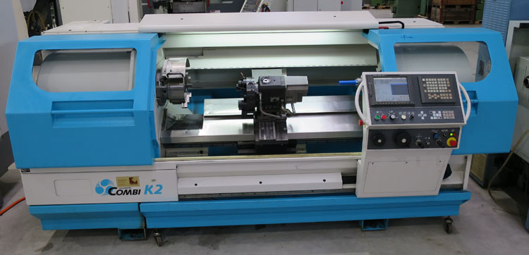 Teach-In lathes COLCHESTER Combi K2