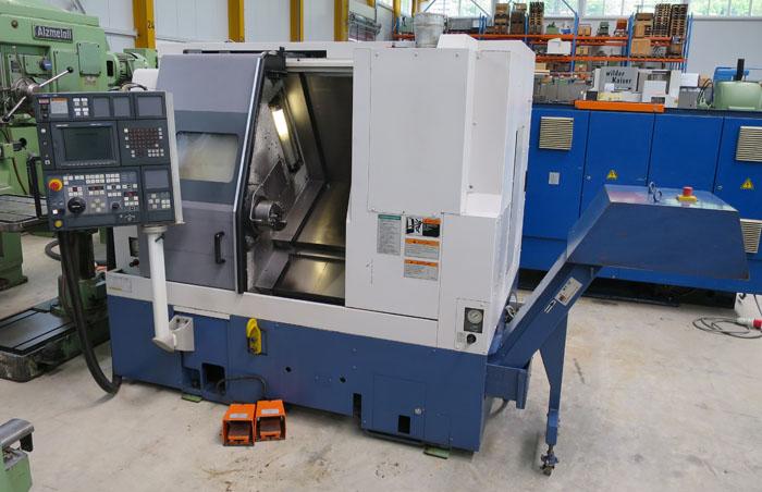 CNC Turning & milling centers MORI SEIKI SL150Y 500