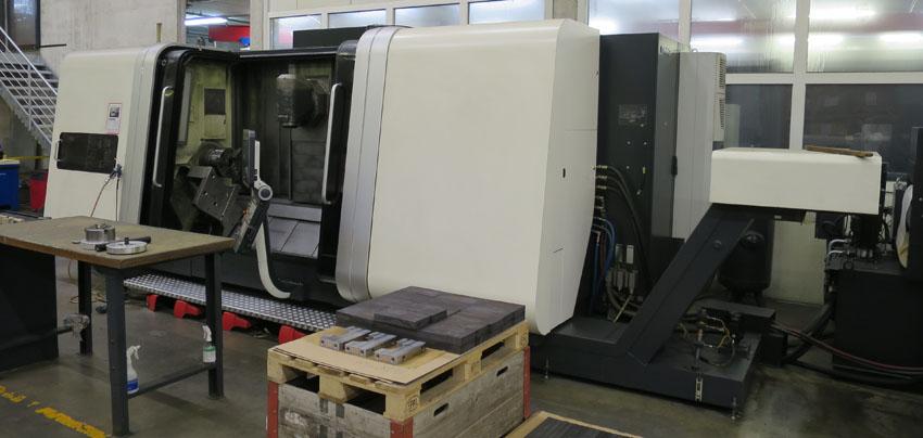 CNC DREH- UND FRÄSZENTRUM DMG CTX Gamma 2000 TC
