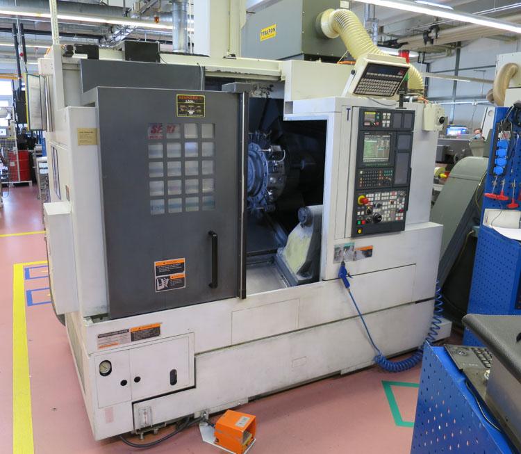 CNC Turning & milling centers MORI SEIKI NL2000Y/500
