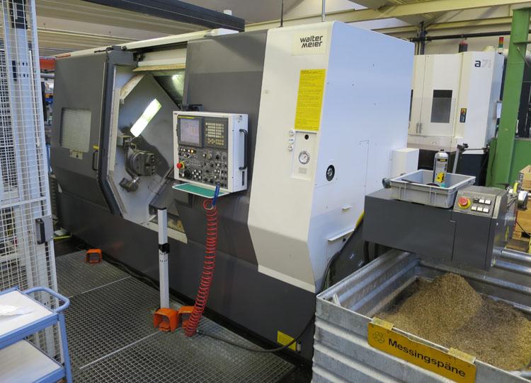Centros mecanizado para tornear y fresar NAKAMURA-TOME SC-300 LMY