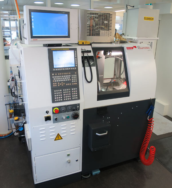 Centros macanizados universales BUMOTEC S-128 CNC
